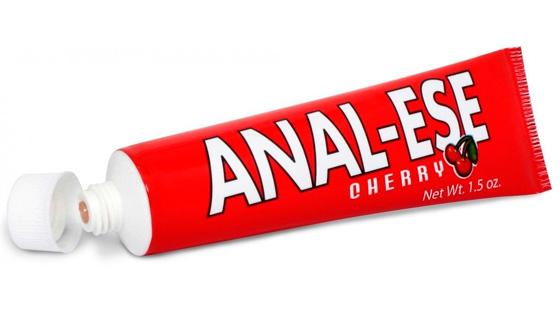 Anal-Ese cherry flavor