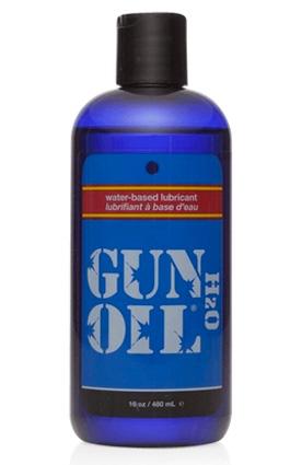 Gun Oil H2O silicone