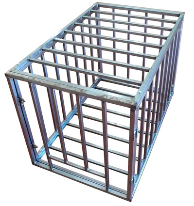 Jail Cell Stand