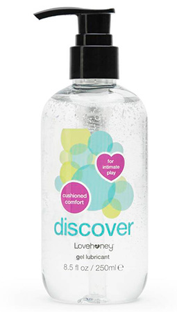 Lovehoney Discover pure formula