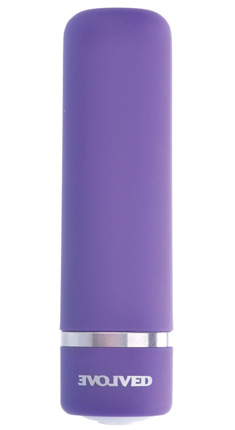 Purple Passion bullet toy