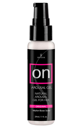Sensuva Arousal Gel