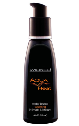 Wicked Aqua Heat Water